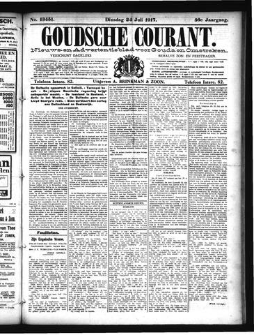 Goudsche Courant 1917-07-24