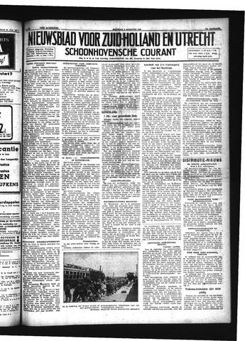 Schoonhovensche Courant 1942-08-03