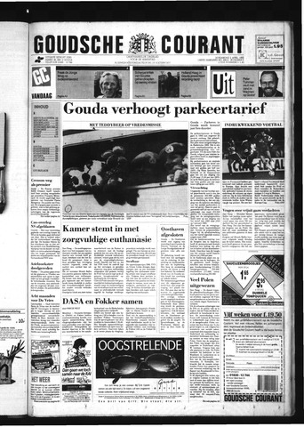 Goudsche Courant 1992-04-02