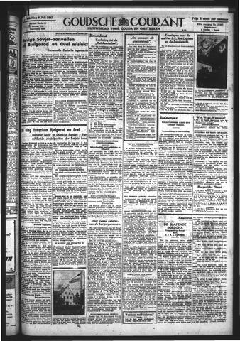 Goudsche Courant 1943-07-08