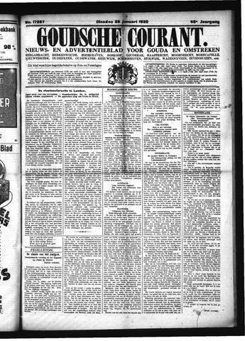 Goudsche Courant 1930-01-28
