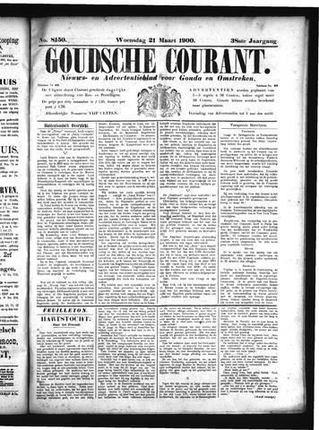 Goudsche Courant 1900-03-21