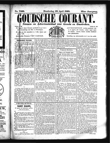 Goudsche Courant 1898-04-28