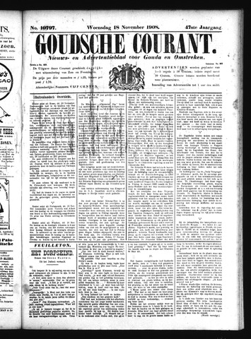 Goudsche Courant 1908-11-18