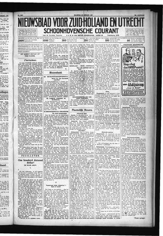 Schoonhovensche Courant 1931-01-26