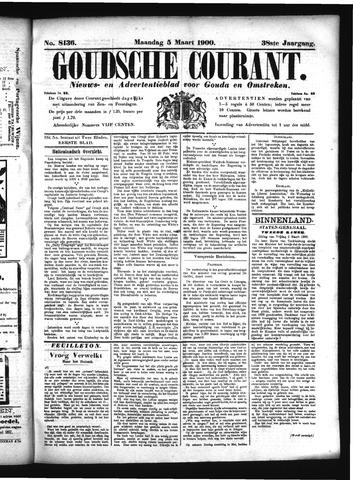 Goudsche Courant 1900-03-05