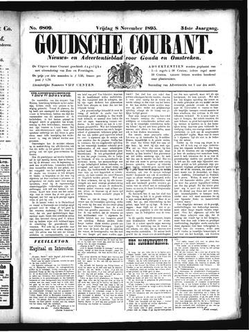 Goudsche Courant 1895-11-08