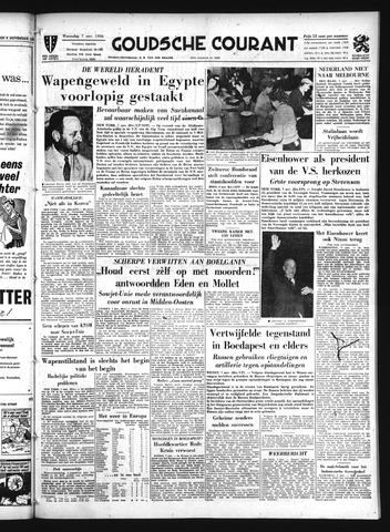 Goudsche Courant 1956-11-07