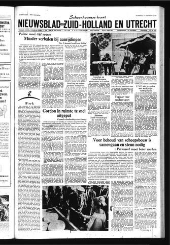 Schoonhovensche Courant 1966-09-14
