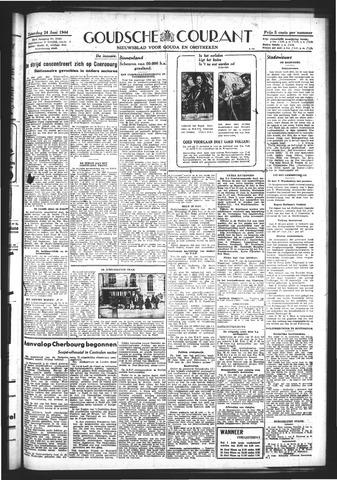 Goudsche Courant 1944-06-24
