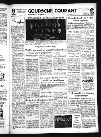 Goudsche Courant 1951-03-15