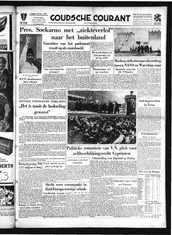 Goudsche Courant 1957-12-13