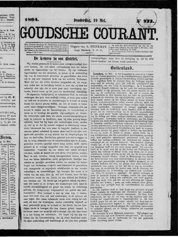 Goudsche Courant 1864-05-19