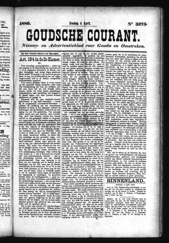 Goudsche Courant 1886-04-04