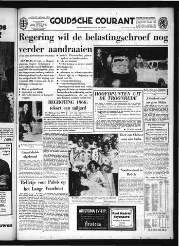 Goudsche Courant 1965-09-21