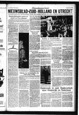 Schoonhovensche Courant 1963-06-07