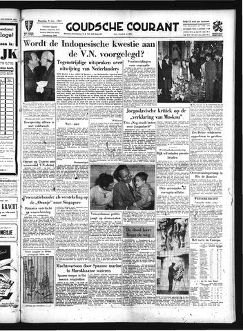 Goudsche Courant 1957-12-09