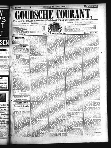 Goudsche Courant 1914-06-23