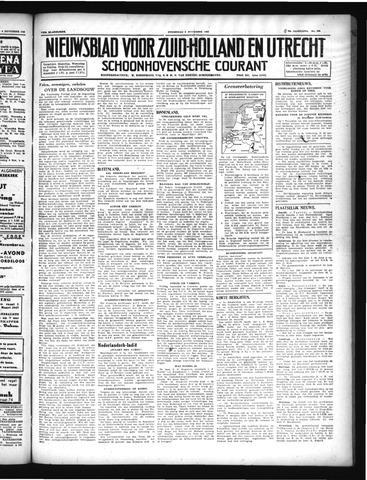 Schoonhovensche Courant 1946-11-06