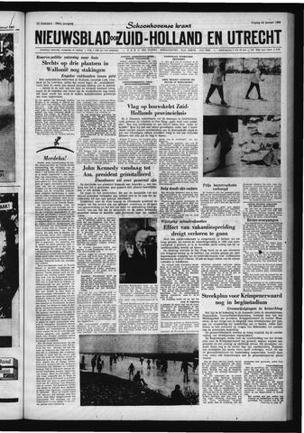 Schoonhovensche Courant 1961-01-20
