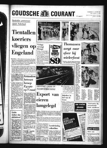 Goudsche Courant 1971-01-21