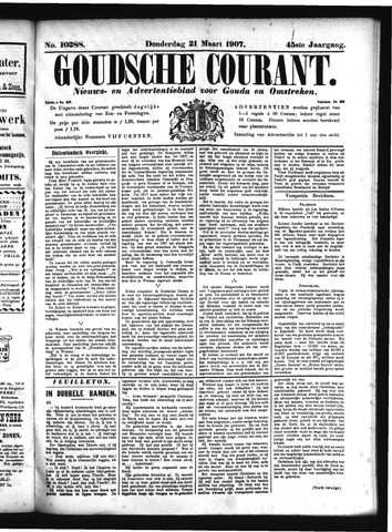 Goudsche Courant 1907-03-21