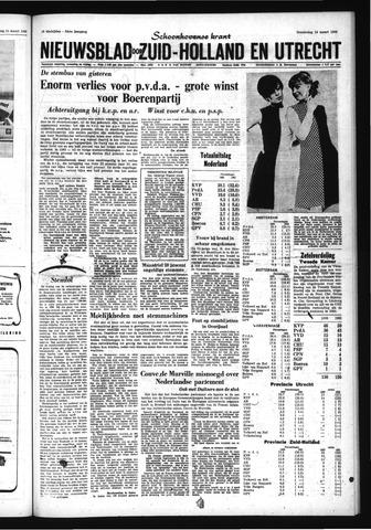 Schoonhovensche Courant 1966-03-24