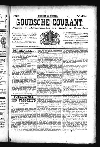 Goudsche Courant 1890-11-20