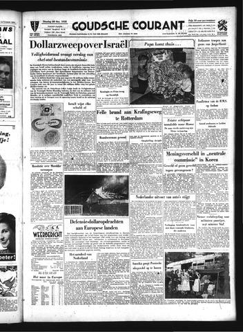 Goudsche Courant 1953-10-20