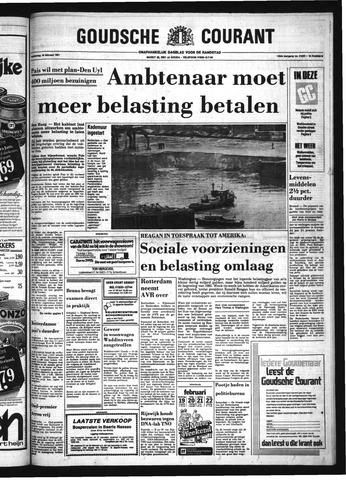 Goudsche Courant 1981-02-19
