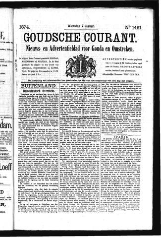 Goudsche Courant 1874-01-07