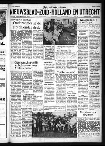Schoonhovensche Courant 1972-06-26
