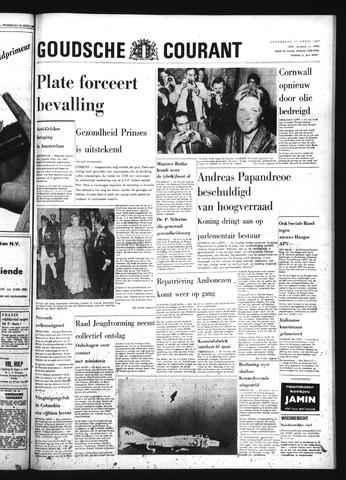 Goudsche Courant 1967-04-27