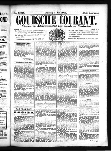 Goudsche Courant 1907-05-07