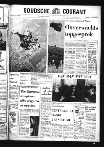Goudsche Courant 1972-05-23