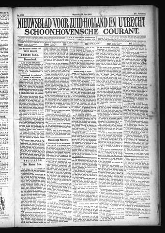 Schoonhovensche Courant 1929-06-19