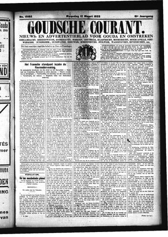 Goudsche Courant 1923-03-12
