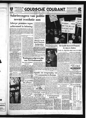 Goudsche Courant 1960-10-22