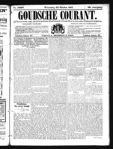 Goudsche Courant 1917-10-24