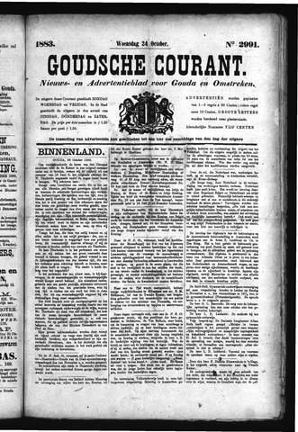 Goudsche Courant 1883-10-24