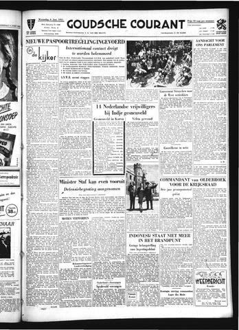 Goudsche Courant 1951-06-06