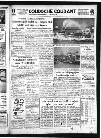 Goudsche Courant 1960-09-01