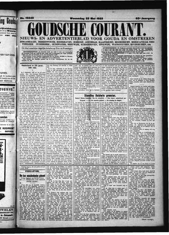 Goudsche Courant 1923-05-23