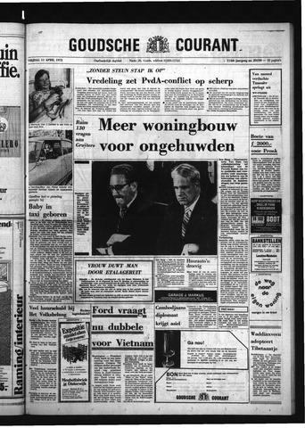 Goudsche Courant 1975-04-11