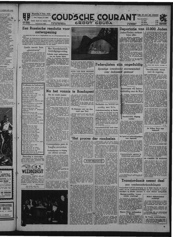 Goudsche Courant 1949-02-09