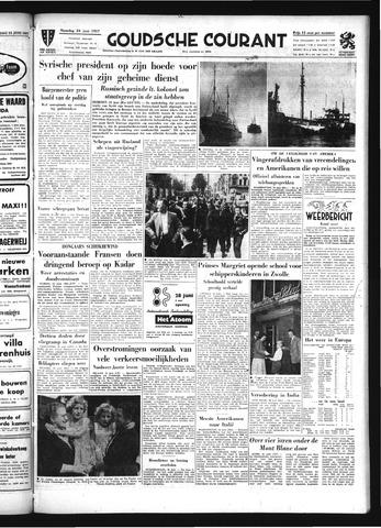 Goudsche Courant 1957-06-24