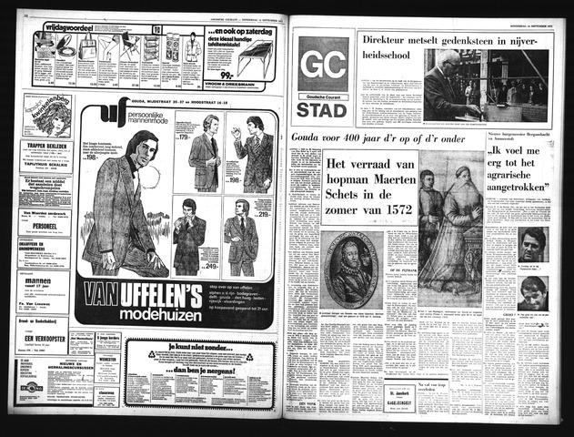 Goudsche Courant 1972-09-14