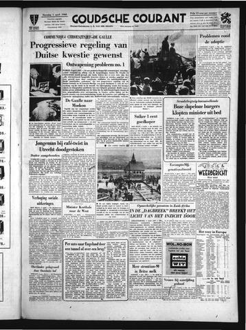 Goudsche Courant 1960-04-04