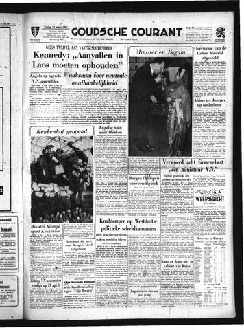 Goudsche Courant 1961-03-24