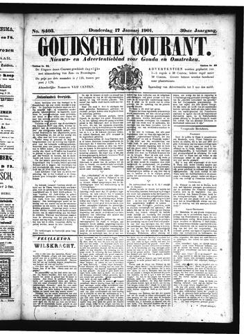 Goudsche Courant 1901-01-17